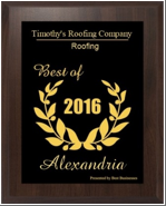 Timothy's Roofing Images